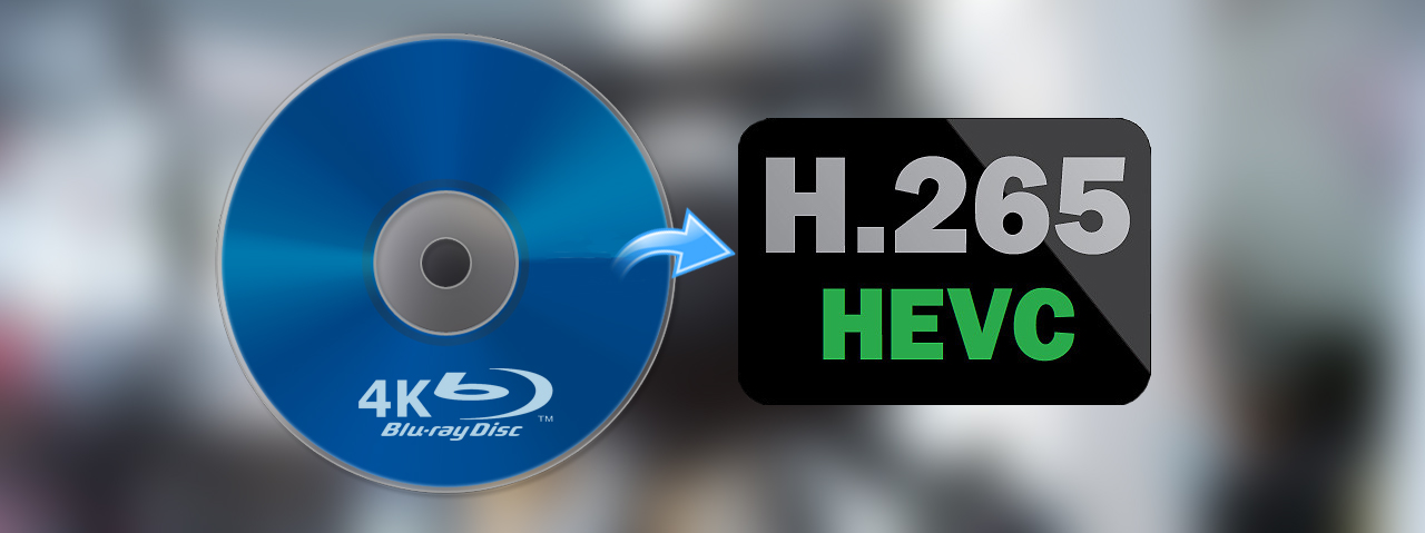 Convert 4K Blu-ray Disc to H.265/HEVC MP4 on macOS Catalina
