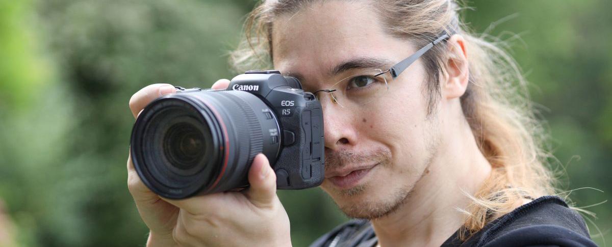 Canon EOS R5 Premiere Pro CC - Edit 8K/4K H.265 in Premiere Pro CC