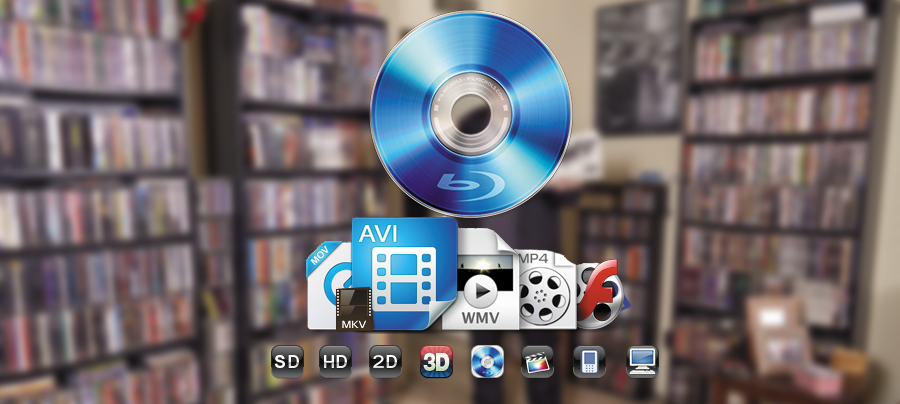 Rip/convert/backup Blu-ray on Windows 10 and macOS Big Sur