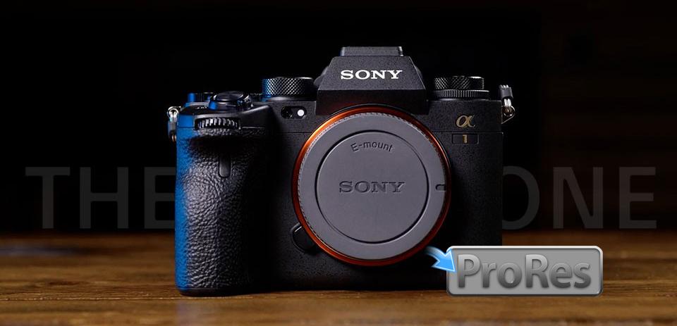 Edit Sony a1 4K XAVC HS in Final Cut Pro X