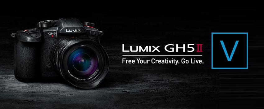 Vegas Pro MOV - Edit Lumix GH5 II MOV in Vegas Pro 19/18/17/16